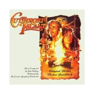 Cover - John Debney: Cutthroat Island
