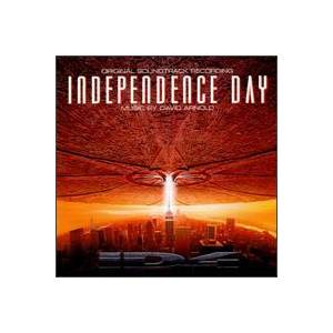 David Arnold: Independence Day - Cover