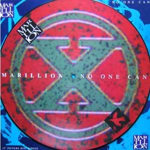 Marillion: No One Can - Cover