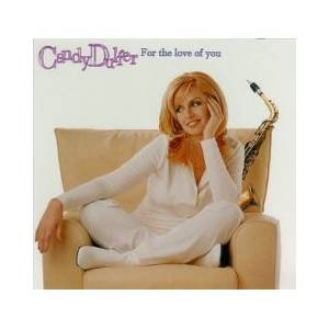 Cover - Candy Dulfer: For The Love Of You