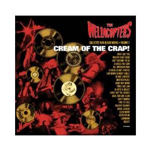 The Hellacopters: Cream Of The Crap! - Collected Non-Album Works - Volume 2 - Cover