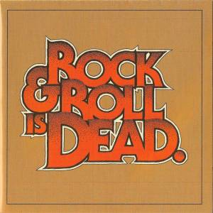 Cover - Hellacopters, The: Rock & Roll Is Dead