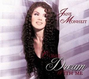 Cover - Jane Monheit: Come Dream With Me