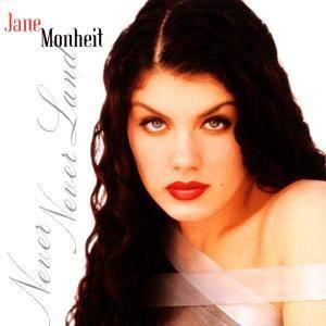 Cover - Jane Monheit: Never Never Land