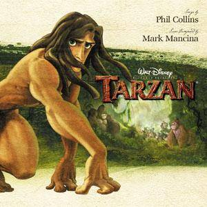 Cover - Phil Collins: Tarzan