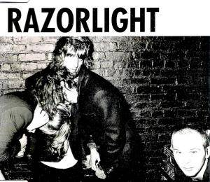 Razorlight: In The Morning - Cover