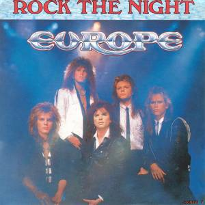 Europe: Rock The Night - Cover