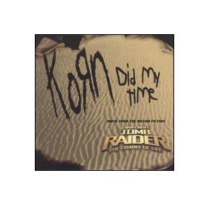 KoЯn: Did My Time - Cover