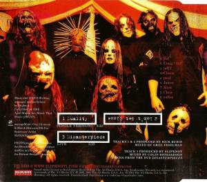 Slipknot: Duality (Single-CD) - Bild 2