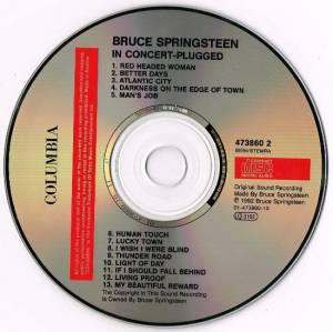 Bruce Springsteen: In Concert / MTV Plugged (CD) - Bild 3