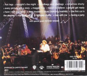 Rod Stewart: Unplugged ...And Seated (CD) - Bild 2