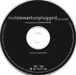 Rod Stewart: Unplugged ...And Seated (CD) - Bild 3