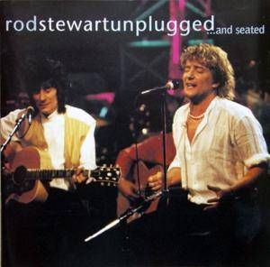 Rod Stewart: Unplugged ...And Seated - Cover