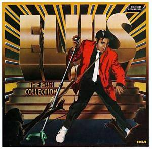 Elvis Presley: Sun Collection, The - Cover