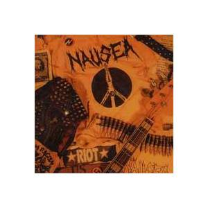 Cover - Nausea: Punk Terrorist Anthology Vol. 2 '85-'88, The