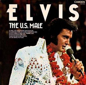 Elvis Presley: U.S. Male, The - Cover