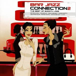 Cover - Greg Adams: Bar Jazz Connection 2