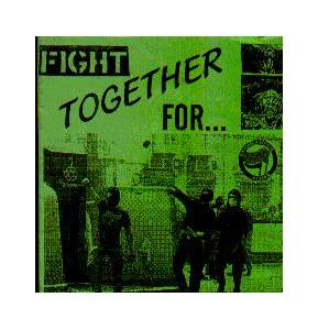 Fight Together For... - Cover