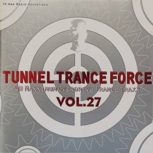 Cover - Mind One Feat. Rena: Tunnel Trance Force Vol. 27