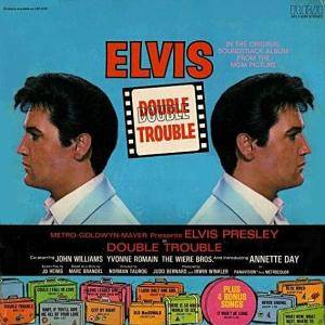Elvis Presley: Double Trouble - Cover