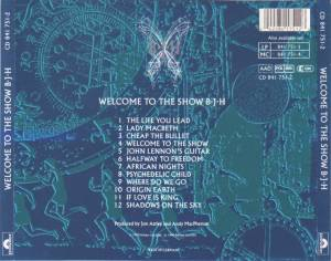 Barclay James Harvest: Welcome To The Show (CD) - Bild 3