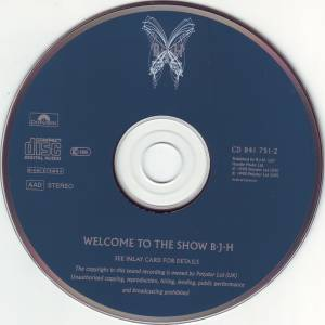 Barclay James Harvest: Welcome To The Show (CD) - Bild 4