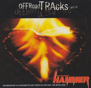 Metal Hammer - Off Road Tracks Vol. 14 - Cover