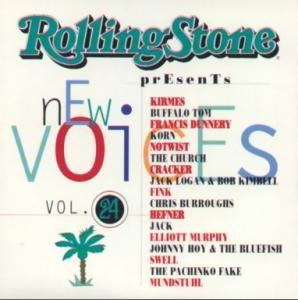 Rolling Stone: New Voices Vol. 24 - Cover