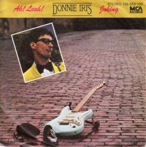 Donnie Iris: Ah! Leah! - Cover