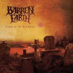 Barren Earth: Curse Of The Red River (CD) - Bild 1