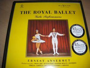 Royal Ballet - Gala Perfomances, The - Cover