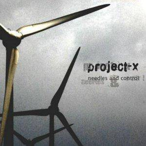 Cover - Project-X: Needles & Control