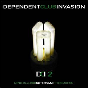 Cover - mind.in.a.box: Dependent Club Invasion 2