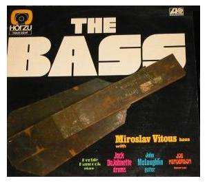 Cover - Miroslav Vitous: Bass, The