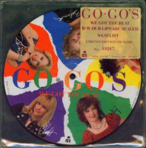 Cover - Go-Go's: We Got The Beat