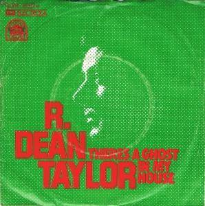 Cover - R. Dean Taylor: There's A Ghost In My House
