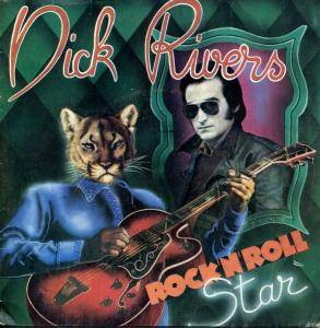 Cover - Dick Rivers: Rock'n'roll Star