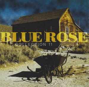 Cover - Markus Rill: Blue Rose Collection Vol.11