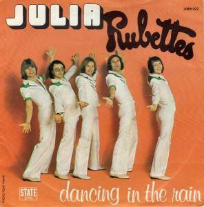 Cover - Rubettes, The: Julia