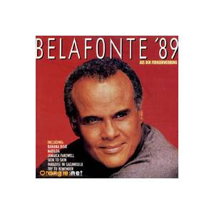 Harry Belafonte: Belafonte '89 - Cover
