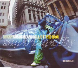 "Cover - Missy ""Misdemeanor"" Elliott: Rain (Supa Dupa Fly), The"