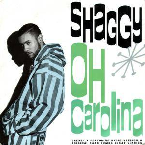Shaggy: Oh Carolina - Cover