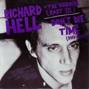 Cover - Richard Hell & The Voidoids: Richard Hell / Neon Boys
