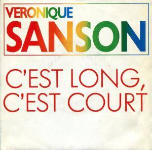 Véronique Sanson: C'est Long, C'est Court - Cover