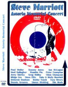 Cover - Steve Marriott: Astoria Memorial Concert
