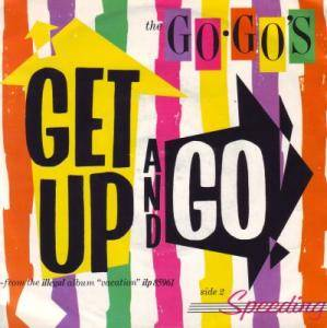 Cover - Go-Go's: Get Up And Go