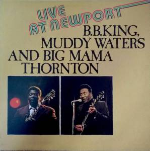 Cover - B.B. King: Live At Newport