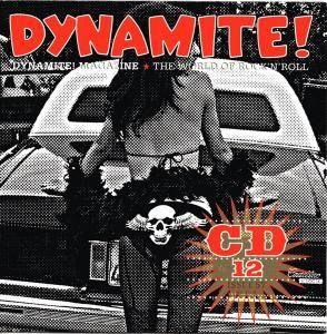Cover - Koffin Kats: Dynamite! Issue 57 - CD #12