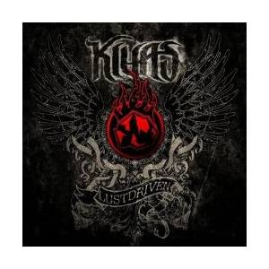 Kiuas: Lustdriven - Cover