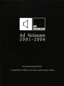 Cover - Jason Forrest: Ad Noiseam 2001-2006